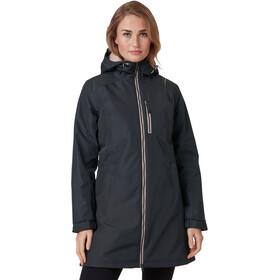Helly Hansen Long Belfast Winter Jacket Women, gris